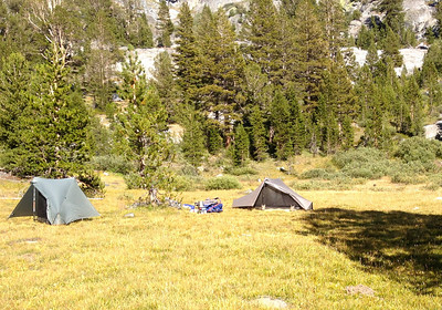 Camp 8 - Duck Lake Trail Jct
