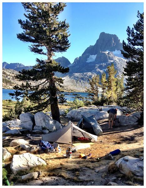 Camp 5 - Thousand Island Lake