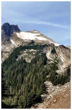 Vesper Peak 2012