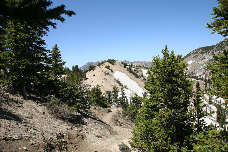 Ridgeline Trail.