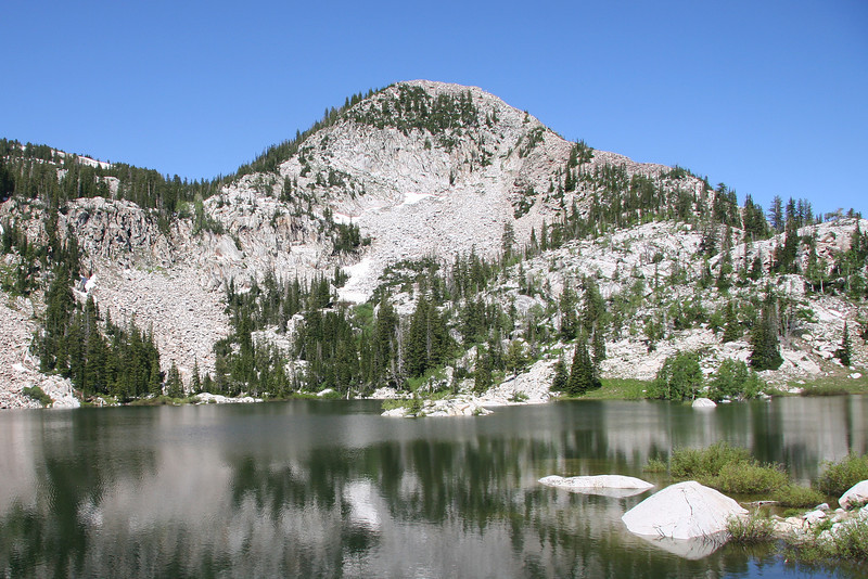 Lake Mary, Brighton Utah.