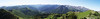 14 shot panorama.......Little Cottonwood Ridgeline.