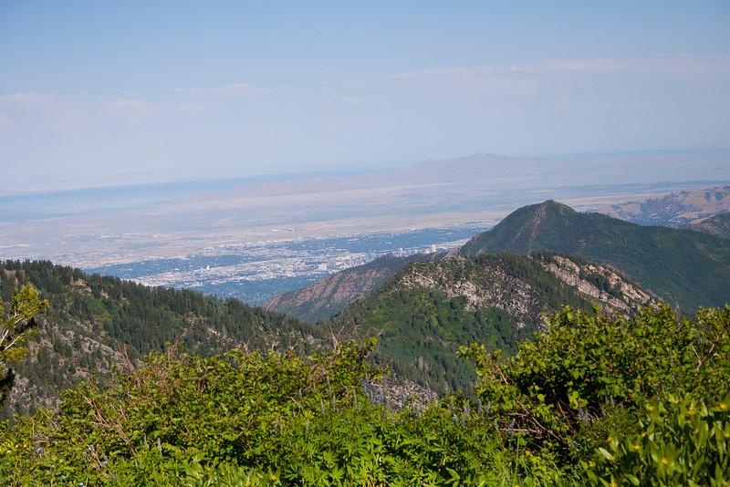 Grandeur Peak in Millcreek Canyon, another great hike.