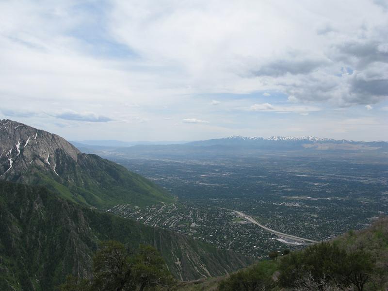 From Grandeur Peak.
