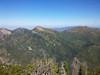 Mt. Raymond. Baker Pass, and Gobblers Knob. Nice shot, if I do say so myself.