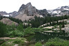 Lake Blanche, and Sundial Peak....congratulations!