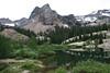 Lake Blanche, and Sundial Peak....congratulations!