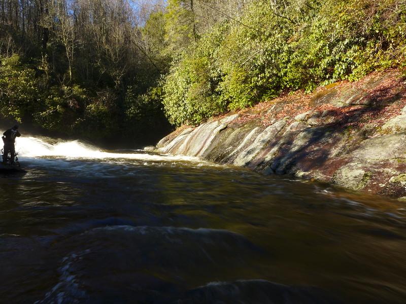 Downstream Shot from Warden's Falls