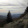 View from Chestnut Bald