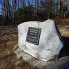 <h1>Plaque</h1>...at the top of Sassafras Mountain.