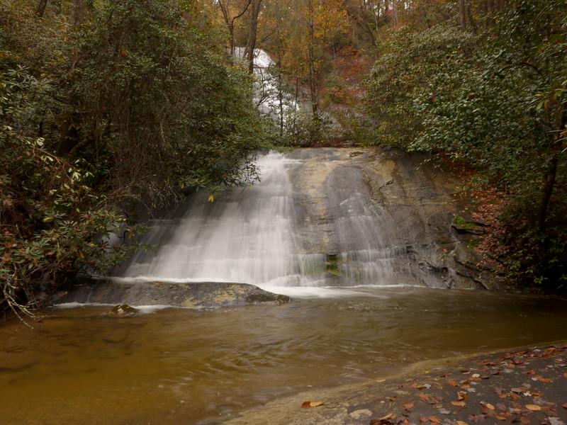 Bearcamp Creek Falls