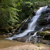 Milton Bradley Falls on Little Cove Creek
