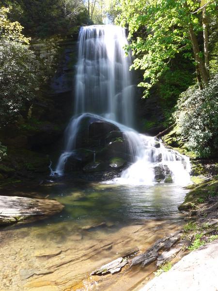 Upper Catawba Falls