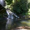 Base of Upper Catawba Falls