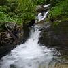 Lower Section of Thompson Ridge Falls