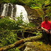 Master waterfall finder AND deadfall clearer!