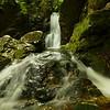 From slightly downstream