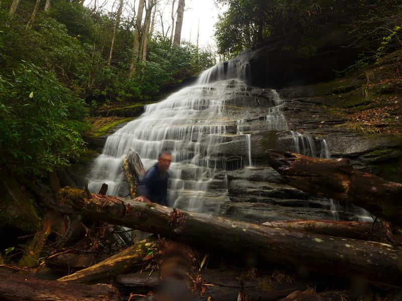 Lower Dismal Falls