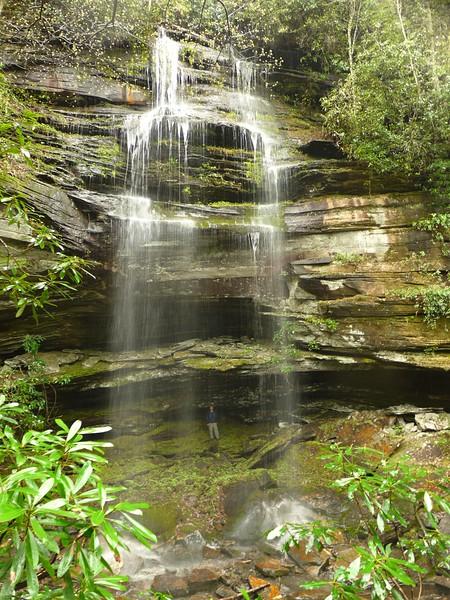 Rhapsodie Falls