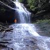22 second video --- Mark, at Elmo Falls