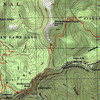 "<h1>GPS track</h1>...of our hike.  <b><u><a href=""http://www.brendajwiley.com/gps/flat_laurel_creek_to_graveyard_fields.html"">See this map for an interactive version.</a></u></b>."