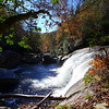 <h1>Turtleback Falls</h1>...from the side.