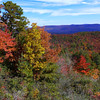 <h1>View from Gorges State Park</h1>