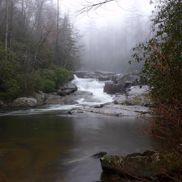 Lower Sidepocket Falls