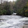 Whitewater RIver, just downstream from Turtleback Falls