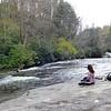 Lynn, along the Whitewater River