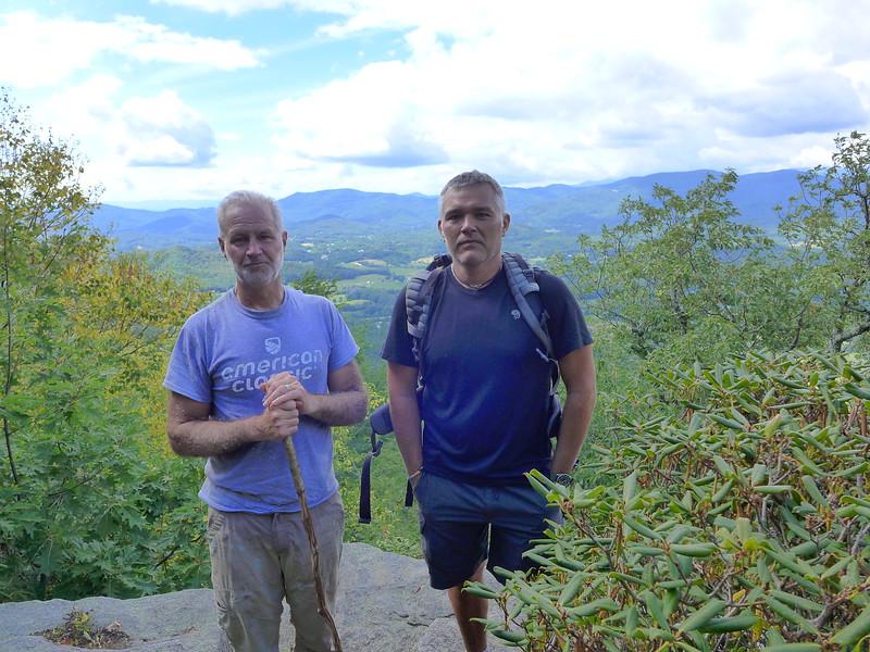 Dan and Mark