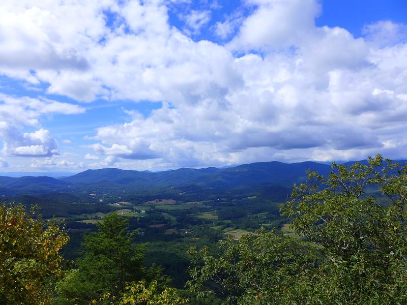 Views from Ferguson Peak