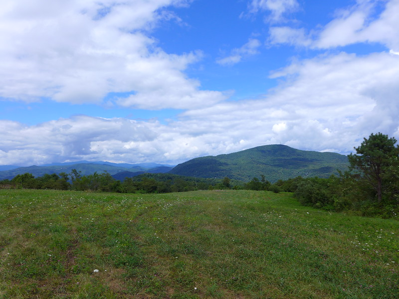 Views from Blue Ridge Pastures