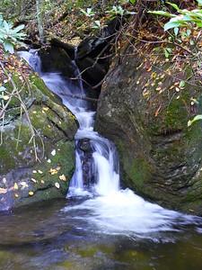 A small cascade