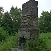 An old chimney was also on High Windy.