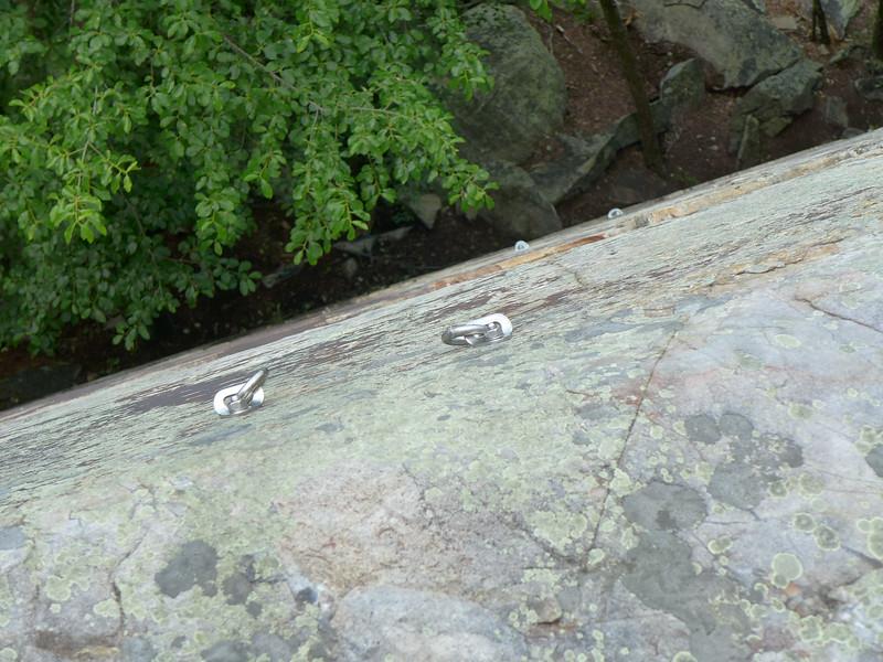 Metal Climbing Rings