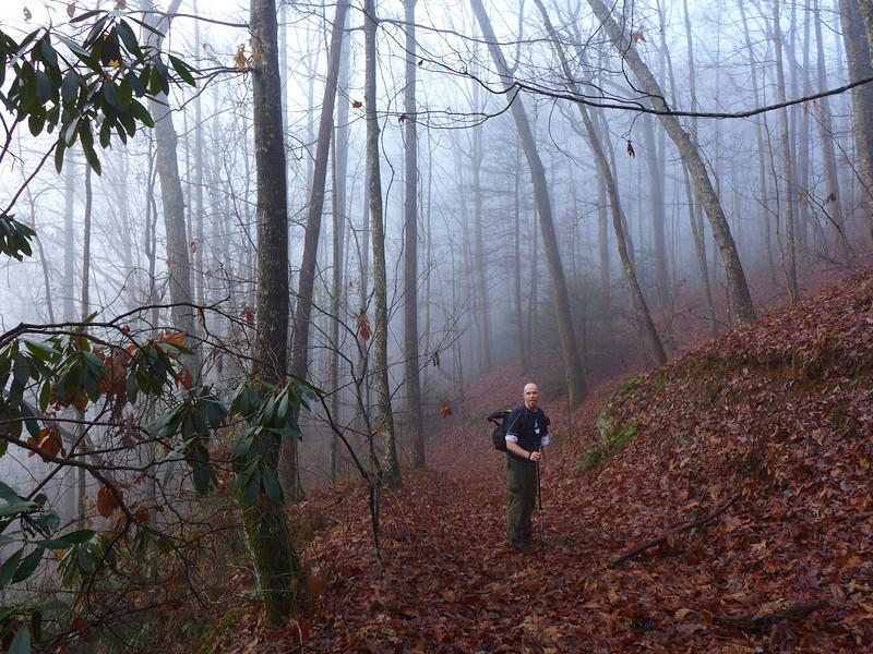 <h1>Darrin</h1>Along the trail.