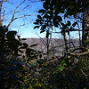 <h1>View to the north</h1>....of the NC/SC escarpment, as viewed from Raven Cliff Ridgeline. This is the area that the first part of Raven Cliff trail runs along as it heads west from the Raven Cliff Parking area.  Raven Cliff Falls are 600 feet below you and off to the left.   You can really hear them roaring from this point.