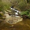 Howard Creek at 1590'