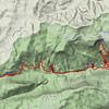 "<h1>Map of Hike</h1>See <b><u><a href=""http://www.brendajwiley.com/gps/jones_gap_n_rainbow_falls.html"" target=""_blank"">this page for an interactive map</a></u></b>."