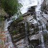 <h1>Laurel Fork Falls Isolation</h1>....of the portion halfway down the vertical drop.