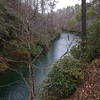 <h1>The Cove</h1>... off Lake Jocassee that is at the base of Laurel Fork Falls.