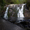 <h1>Laurel Falls</h1>In the Pound Mountain Wilderness in Carter County, TN.