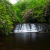 Just upstream from Pothole Falls is Macs Falls.