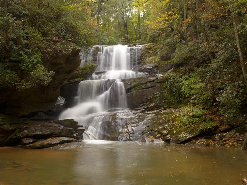Little Bradley Falls