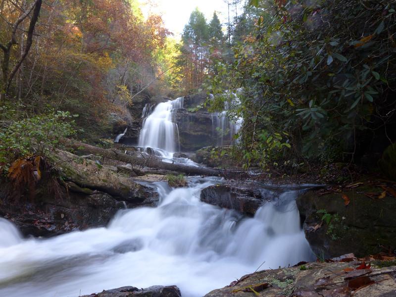 <h1>Long Creek Falls</h1>