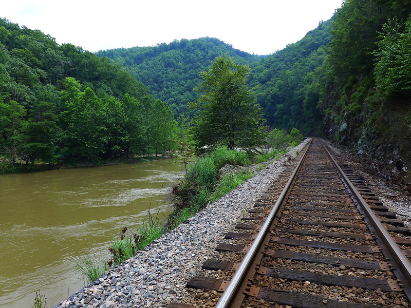 <h1>Nolichucky at River Level</h1>