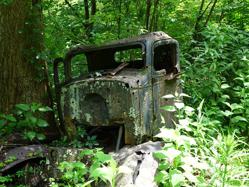 <h1>Old Truck</h1>