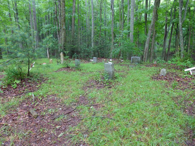 <h1>Lost Cove's Cemetery</h1>