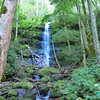 Unnamed Waterfall on Little Fall Branch
